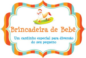 Logo Brincadeira de Bebê