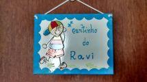 O Ravi chegou!