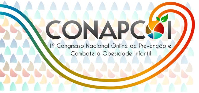 1º Congresso Nacional Online de Prevenção e Combate à Obesidade Infantil