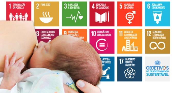 Semana Mundial do Aleitamento Materno 2016 (SMAM) debate a relação entre amamentação e sustentabilidade